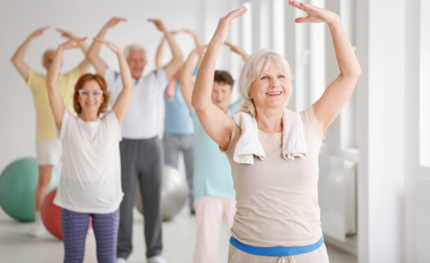 aerobic exercises to relieve joint pain and chronic pain